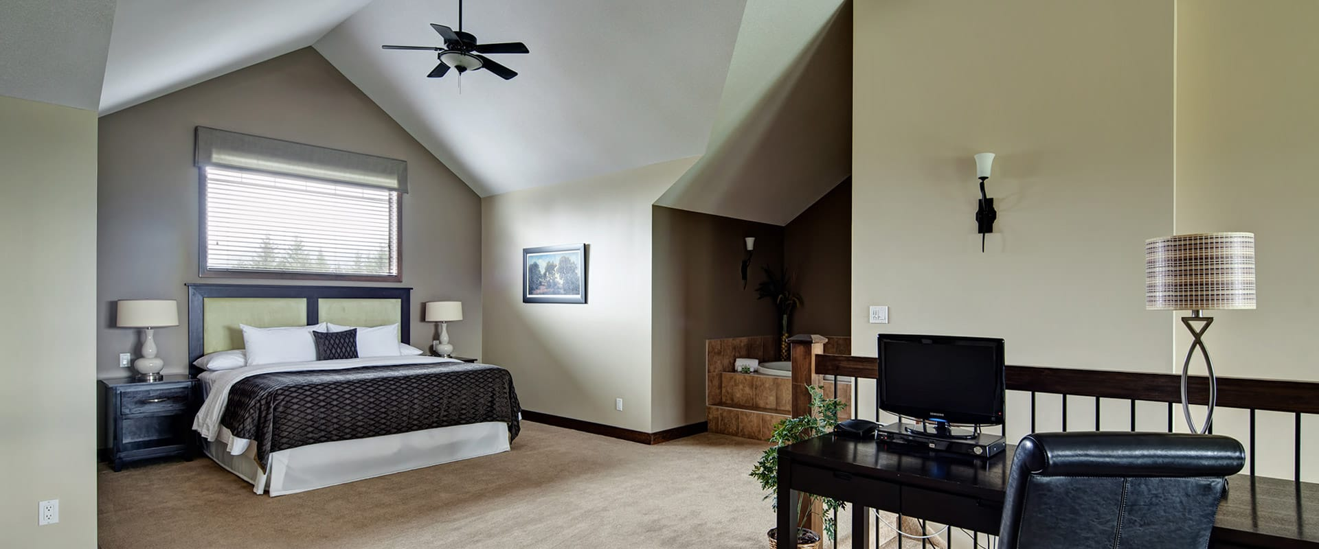 Radium resort bighorn meadows two bedroom lofts for 2 bedroom lofts