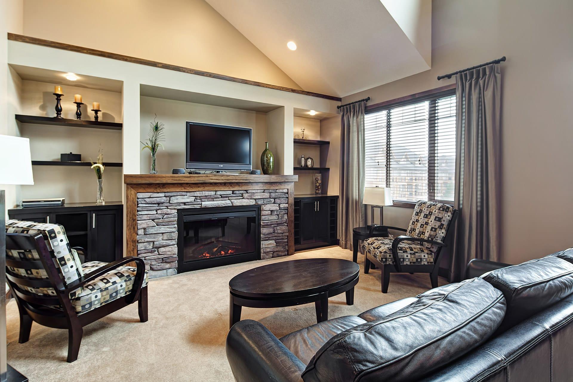 Living Room Loft Suite