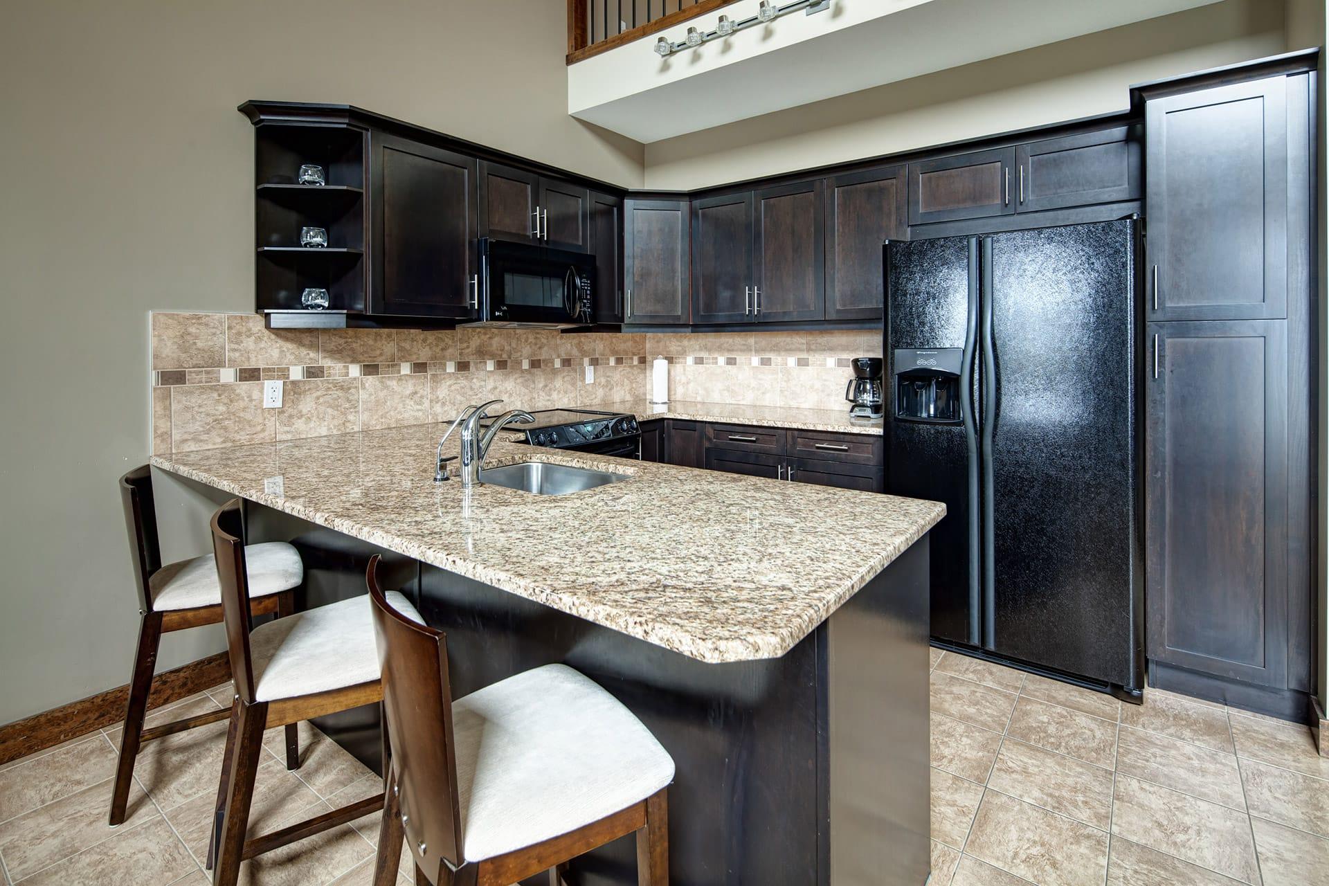 Kitchen Loft Suite