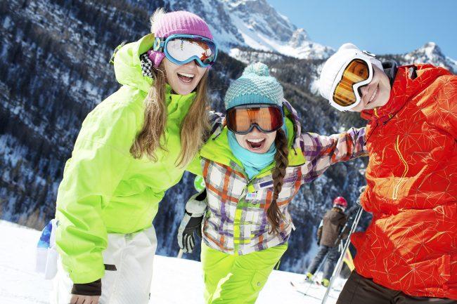 Ski & Soak Package
