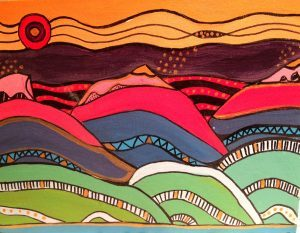 Paint & Sip Night at Bighorn Meadows Resort @ Bighorn Meadows Resort Forster Meeting Room | Radium Hot Springs | British Columbia | Canada