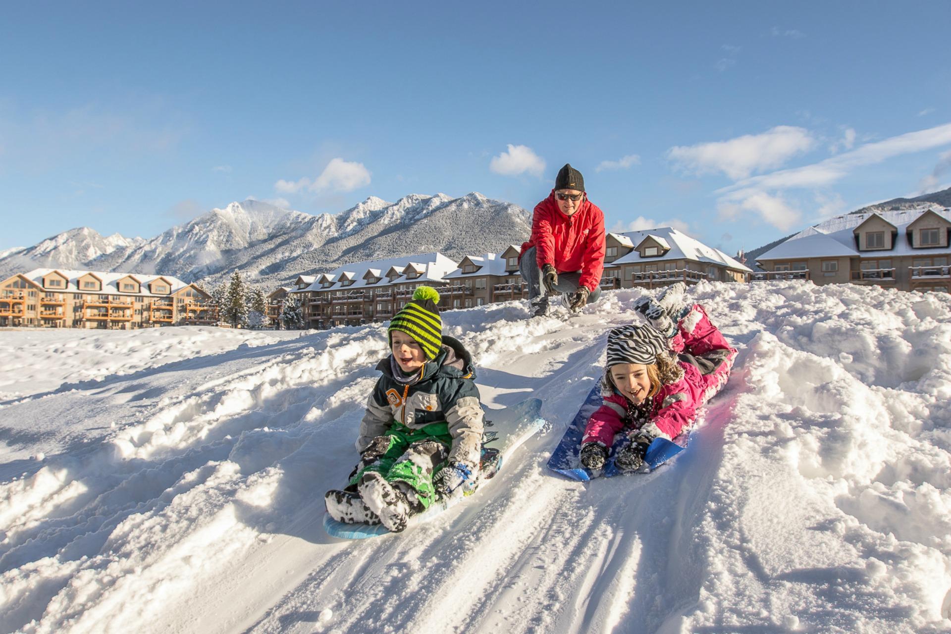Bighorn Meadows Winter