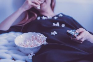 Movie Night with Treats @ Forster Meeting Room - Bighorn Meadows Resort