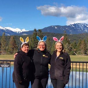 Bighorn Meadows Easter Activities @ Bighorn Meadows Resort