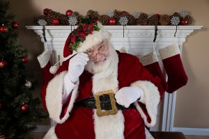 Santa Mail Box @ Bighorn Meadows Resort